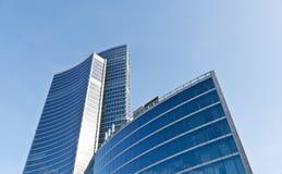 Moderne Geschäftsgebäude Lizenzfreie Stockbilder