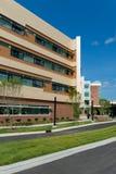 Moderne Gesundheitszentrumgebäude Stockfotografie