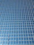 Moderne Glasfassade Stockbild