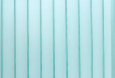 Moderne glasmuur Stock Fotografie
