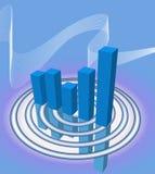 Moderne Grafiek Royalty-vrije Stock Afbeelding