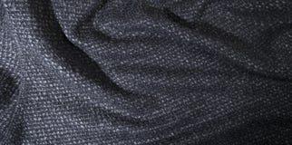 Moderne grijze textielachtergrond stock foto