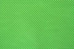 Moderne groene stoffentextuur Stock Afbeeldingen