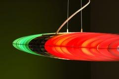 Moderne hängende Lampe Lizenzfreie Stockfotos