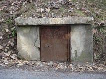 Moderne Höhle Stockfotografie