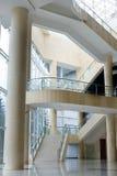 Moderne Halle Stockfotografie