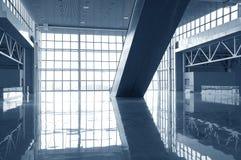 Moderne Halle Lizenzfreies Stockbild