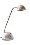 Moderne Halogenschreibtischlampe Stockbilder