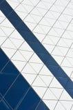 Moderne het patroonachtergrond van de ontwerparchitectuur Stock Afbeelding
