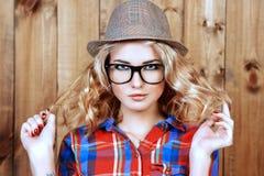 Moderne hipster Stock Fotografie