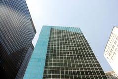 Moderne hohe Anstieg-Gebäude lizenzfreie stockfotos