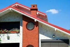 Moderne huisdetails Stock Fotografie