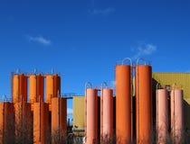 Moderne Industrie Lizenzfreies Stockfoto