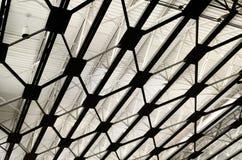 Moderne industrielle Decke Lizenzfreie Stockfotos