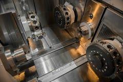 Moderne industrielle Maschine Stockbild