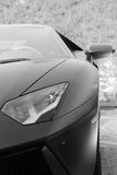 Moderne Italiaanse sportwagen Stock Afbeelding