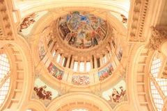 Moderne kerk Royalty-vrije Stock Foto's