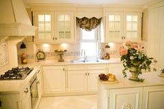 Moderne Keuken Royalty-vrije Stock Afbeelding