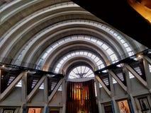 Moderne Kirche Lizenzfreies Stockbild