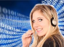 Moderne Kommunikation Lizenzfreie Stockfotos