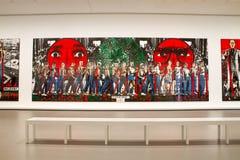 Moderne Kunst Lizenzfreies Stockbild