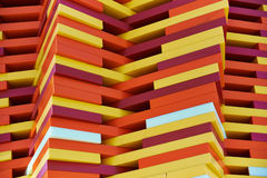 Moderne Kunst - Bloch-Krebs-Überlebend-Park Lizenzfreie Stockbilder