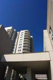 Moderne Kunst Deco Architektur Lizenzfreie Stockfotos