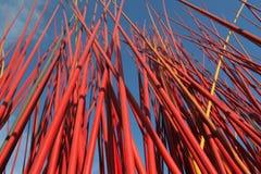 Moderne Kunst in Melbourne lizenzfreie stockfotos
