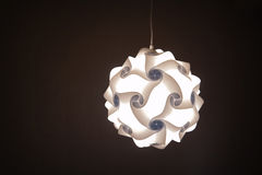 Moderne Lampe Lizenzfreies Stockfoto