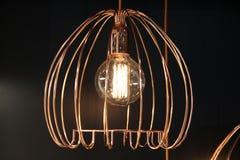 Moderne Lampen Lizenzfreies Stockbild
