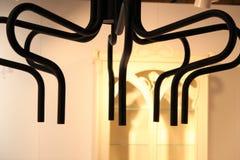 Moderne Lampen Stockfotografie