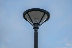 Moderne Lampenlicht-Einsparungsenergie Stockfoto