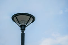 Moderne Lampenlicht-Einsparungsenergie Stockbilder