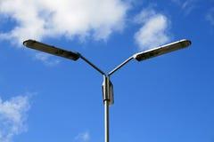 Moderne lantaarn Royalty-vrije Stock Foto's
