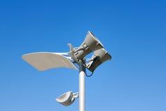 Moderne lantaarn van straatverlichting Stock Fotografie