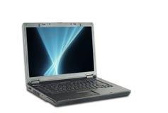 Moderne laptop stock foto