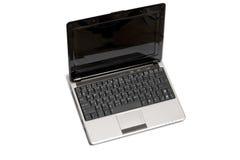 Moderne laptop Royalty-vrije Stock Afbeelding