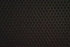 Moderne Lautsprecher Metall, das auf der soliden Dynamik zerreibt Stockbilder
