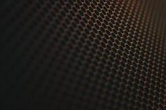 Moderne Lautsprecher Metall, das auf der soliden Dynamik zerreibt Lizenzfreies Stockbild