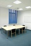 Moderne lege conferentie/vergaderingsruimte Stock Afbeeldingen