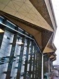 Moderne luchthaven van Heilige Petersburg stock afbeeldingen