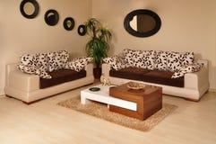 Moderne Möbel Lizenzfreies Stockbild