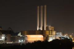 Moderne milieuvriendelijke onderneming Wuerzburg Duitsland stock afbeeldingen