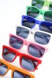 Moderne modieuze zonnebril Stock Foto's