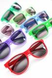 Moderne modieuze zonnebril Stock Afbeelding
