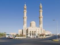 Moderne moskee Royalty-vrije Stock Afbeelding