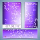 Moderne multicolored malplaatjebrochure, tijdschrift, vlieger, boekje, banner, dekking of rapport in A4 Vector illustratie Stock Afbeeldingen