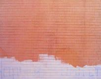 Moderne muur. Textuur Stock Afbeeldingen