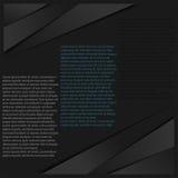 Moderne Ontwerp abstracte achtergrond Stock Afbeeldingen