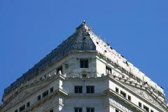 Moderne Piramide stock fotografie